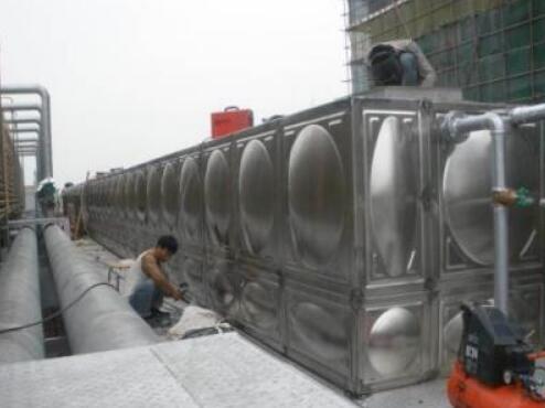 青海水箱安装