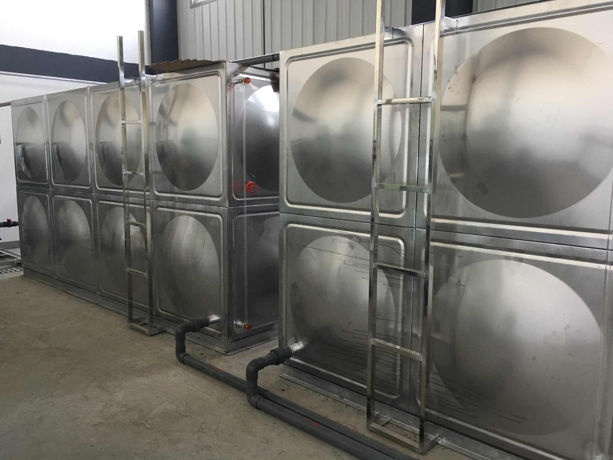 青海不锈钢水箱厂家