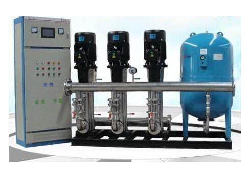 青海供水设备厂家