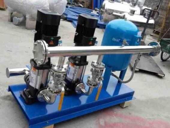 青海供水成套设备厂