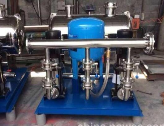 西宁供水成套设备厂