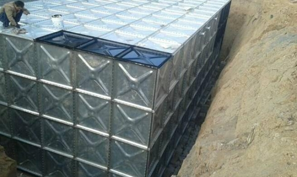 不锈钢BDF地埋式水箱