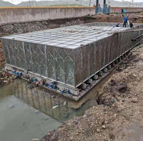 海北BDF地埋式水箱
